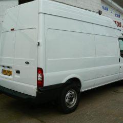 2014 63 FORD TRANSIT T350 LWB HIGH ROOF 2.2 TDCI 125 PS - £7995 + vat