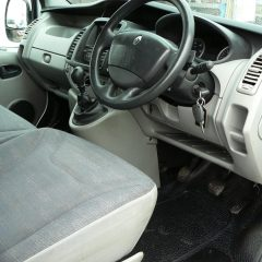 2014 14 RENAULT TRAFIC SL27DCI 115 PS