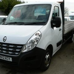 2012 12 RENAULT MASTER LL35 2.3 DCI 125 PS